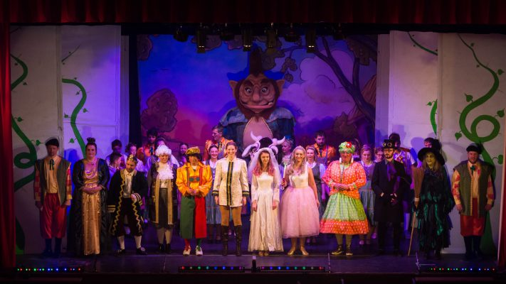 Jack and Beanstalk - Morley Amateur Operatic Society